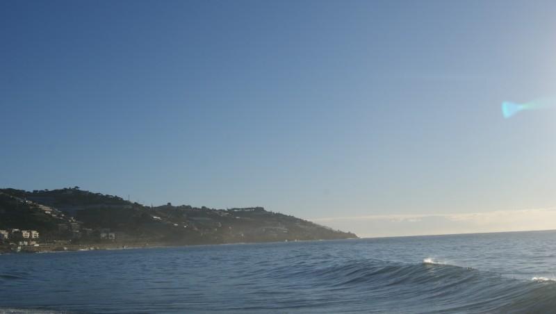 Surf report Vintimille - Italie (IT) 2013-02-06 09:00:00