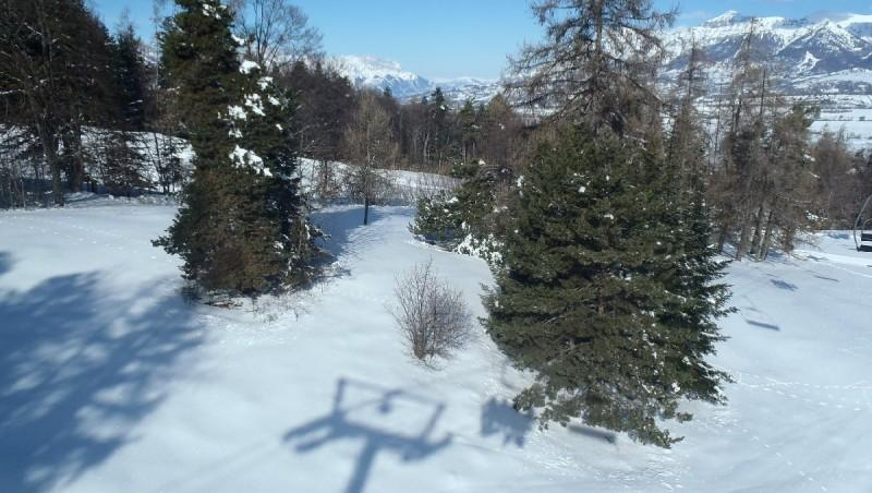 Snow report Ancelle - France (05) 2013-02-17 10:00:00