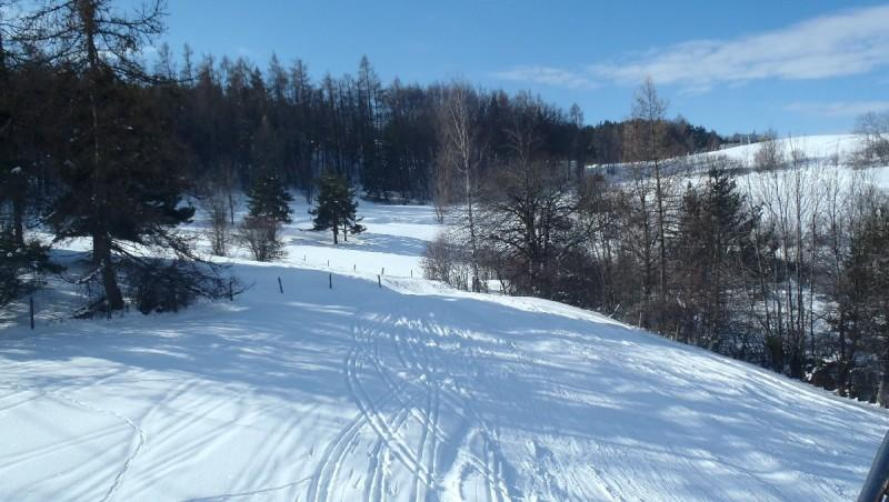 snow report Ancelle - France (05) 2013-02-18 10:00:00