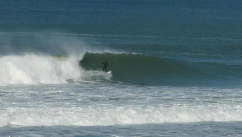 Surf report Seignosse - Les Bourdaines - France (40) 2013-02-19 12:00:00