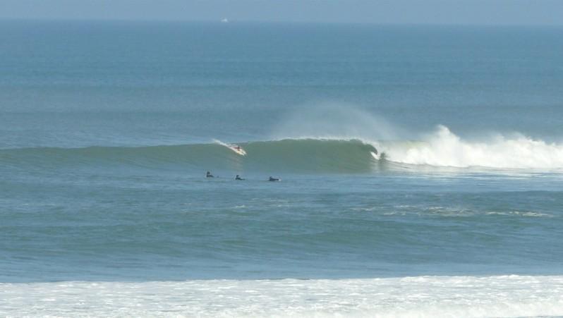 Surf report Seignosse - Les Bourdaines - France (40) 2013-02-19 12:00:00