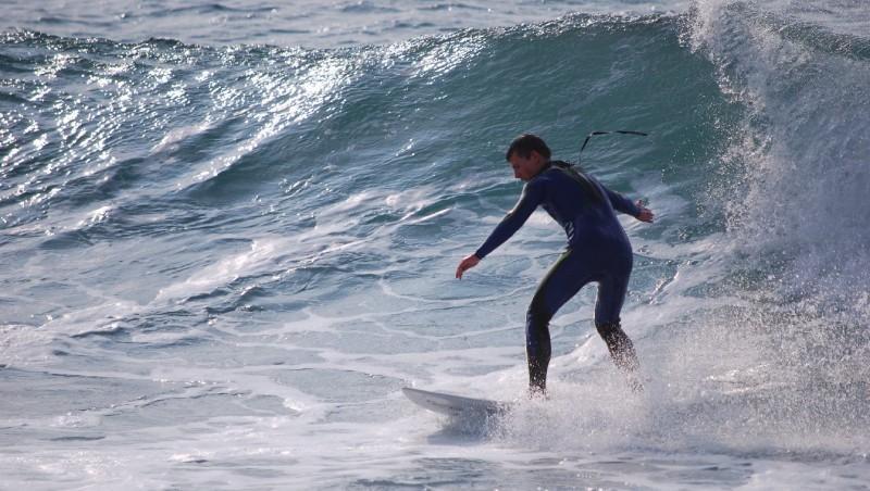 Surf report L'Arquet - France (13) 2013-02-24 10:00:00