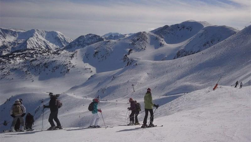 Snow report Ax 3 Domaines - France (09) 2013-03-03 11:00:00