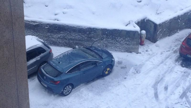 Snow report Villard de Lans - France (38) 2013-01-30 12:00:00