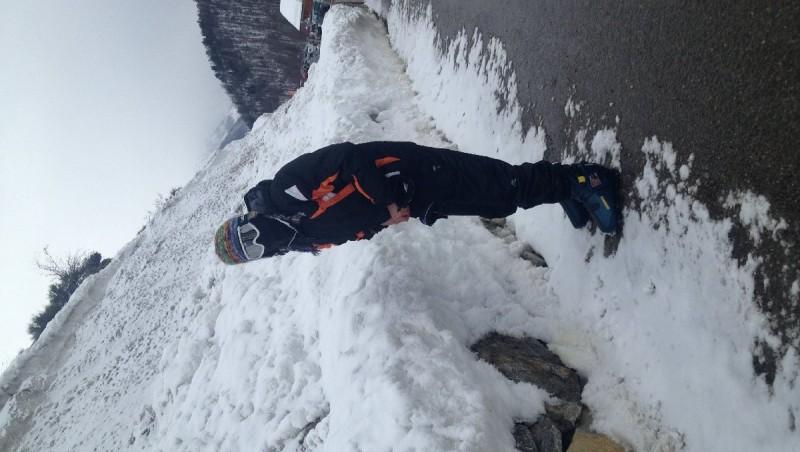 Snow report Auron - France (06) 2013-02-23 12:00:00