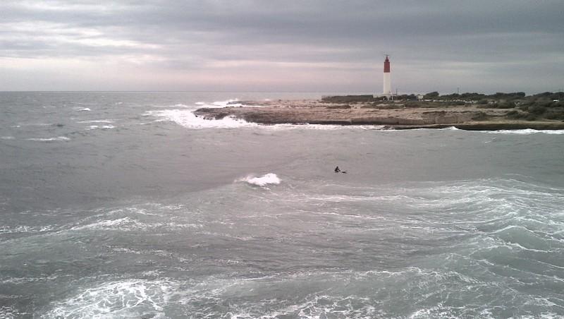 Surf report La Couronne - France (13) 2013-03-23 15:00:00