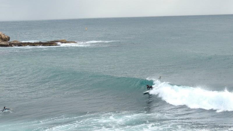 Surf report L'Arquet - France (13) 2013-03-30 15:00:00
