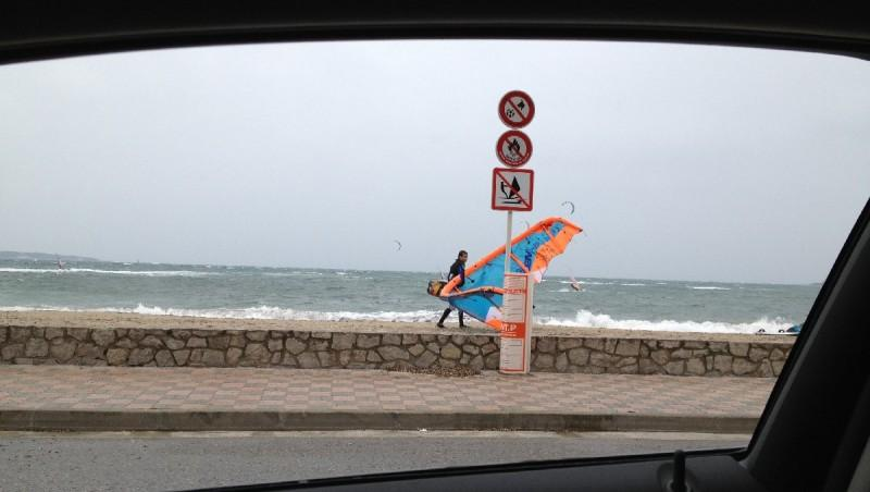Wind report Cannes - Palm Beach - France (06) 2013-04-01 16:00:00