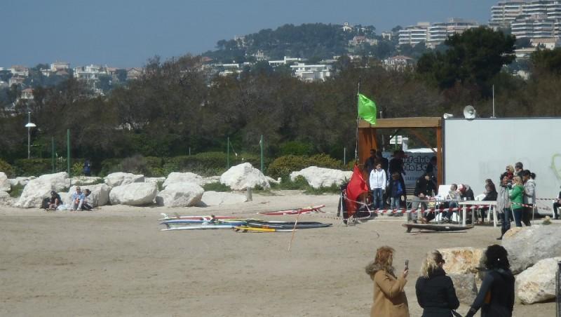 Surf report Le Prado - France (13) 2013-04-07 12:00:00
