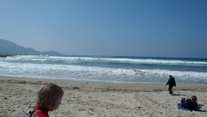 Surf report Le Prado - France (13) 2013-04-07 12:00:00