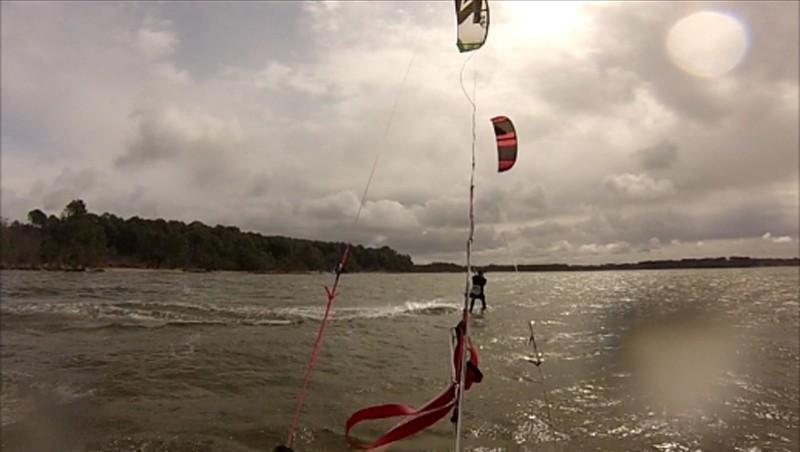 Wind report Les Aigrettes - France (40) 2013-04-08 11:00:00