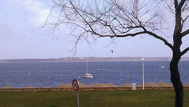 Wind report Arcachon - Les Arbousiers - France (33) 2013-04-09 10:00:00