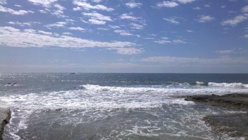 Surf report La Couronne - France (13) 2013-04-12 12:00:00