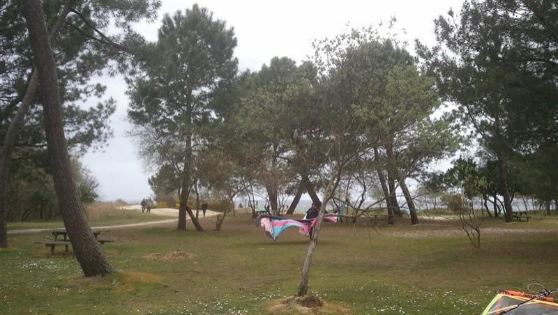 Wind report Hourtin port - France (33) 2013-04-13 10:00:00