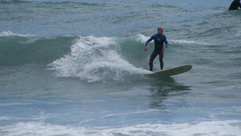 Surf report Vintimille - Italie (IT) 2013-04-20 15:00:00