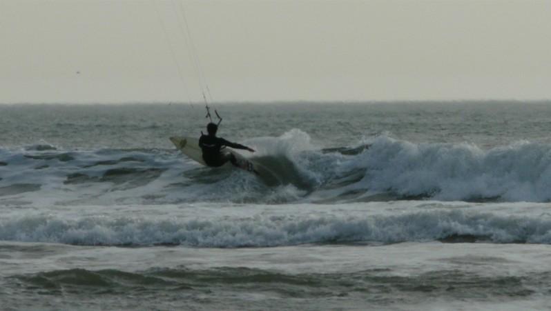 Wind report Sidi Kaouki - Marabout - Maroc (MA) 2013-04-20 16:00:00