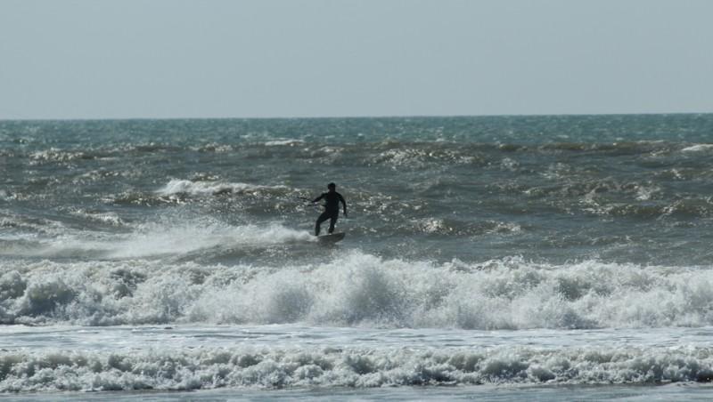 Wind report Le Porge - France (33) 2013-04-21 12:00:00
