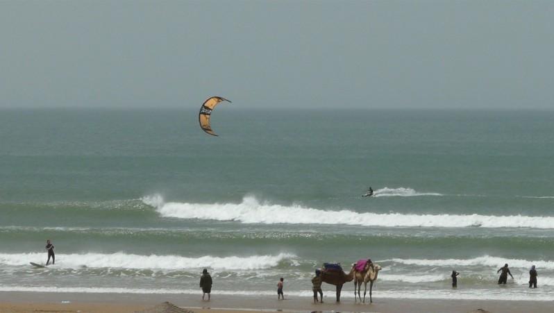 Wind report Sidi Kaouki - Marabout - Maroc (MA) 2013-04-21 15:00:00