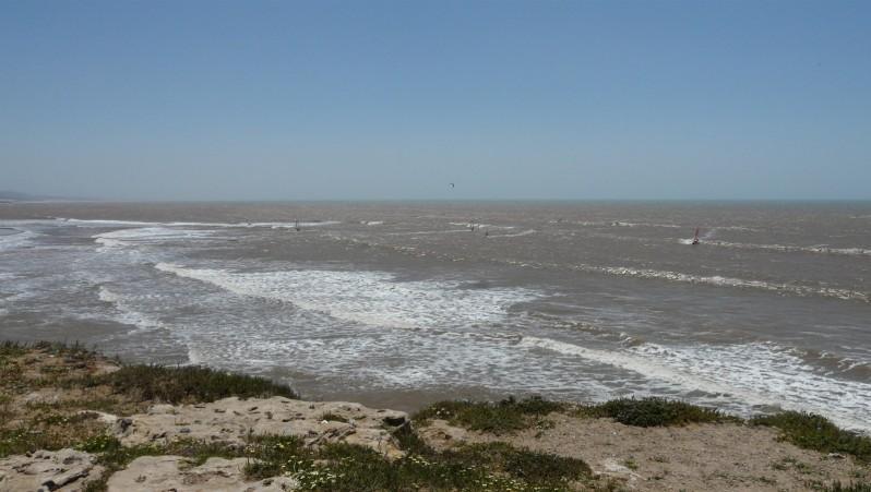 Wind report Moulay Bouzerktoun - Maroc (MA) 2013-04-22 13:00:00