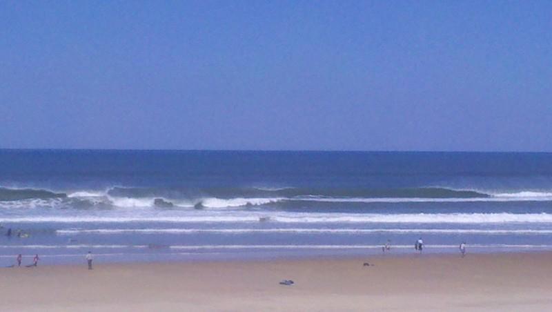 Surf report Vieux Boucau - France (40) 2013-04-24 13:00:00