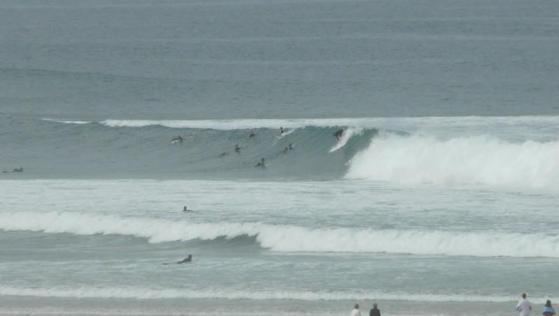 Surf report Biscarrosse Plage - France (40) 2013-05-08 11:00:00