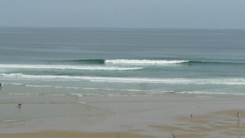 Surf report Biscarrosse Plage - France (40) 2013-05-08 11:00:00
