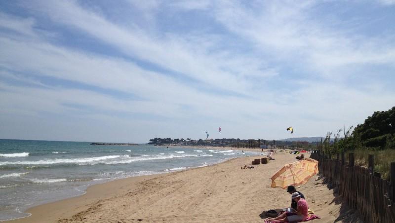 Wind report Saint-Aygulf - Zone Kite - France (83) 2013-05-14 16:00:00