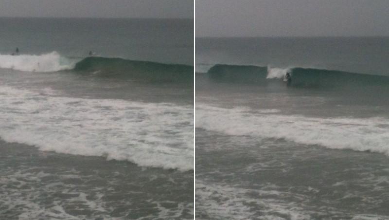 Surf report Vintimille - Italie (IT) 2013-05-18 16:00:00
