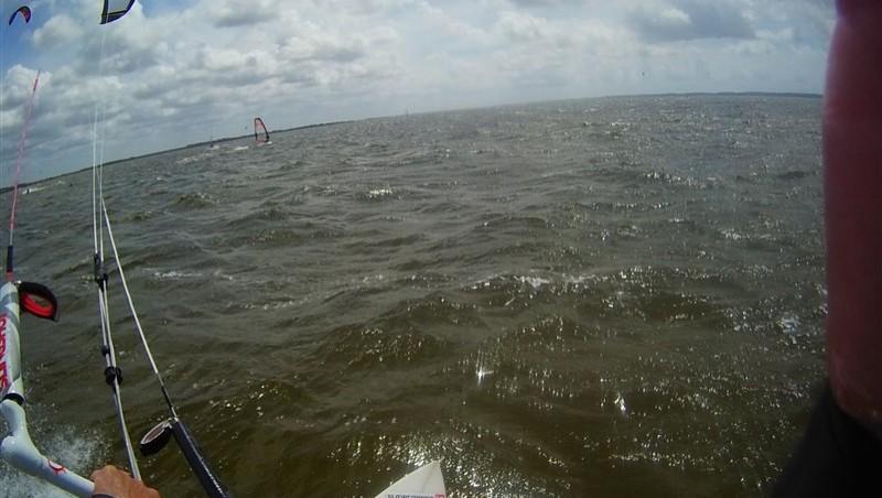Wind report Hourtin port - France (33) 2013-05-19 13:00:00