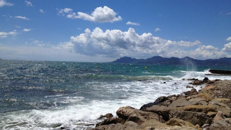 Wind report Cannes - Palm Beach - France (06) 2013-05-19 14:00:00