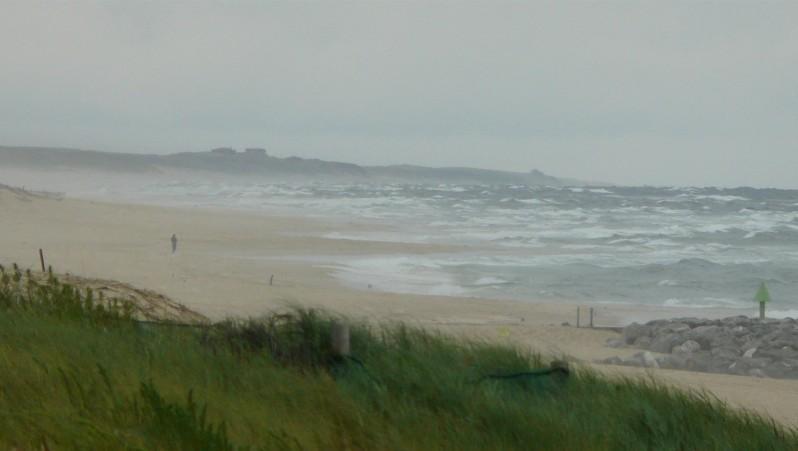 Wind report Mimizan - Plage Garluche - France (40) 2013-05-21 16:00:00