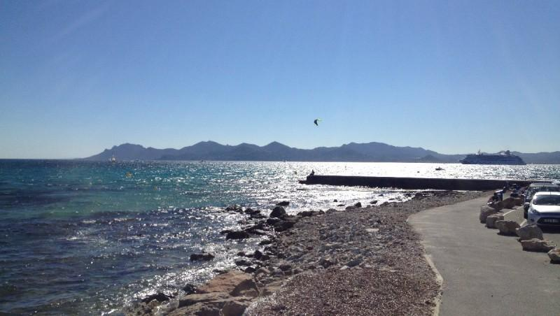 Wind report Cannes - Palm Beach - France (06) 2013-05-23 17:00:00