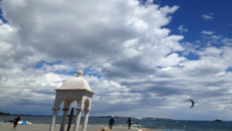Wind report Cannes - Palm Beach - France (06) 2013-05-25 12:00:00