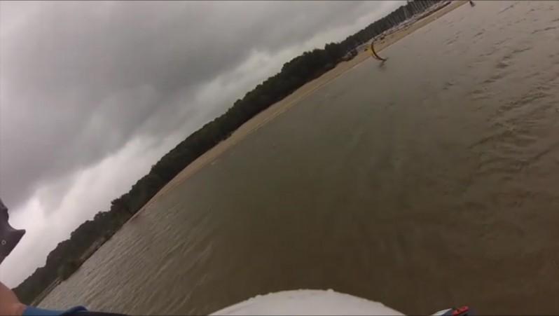 Wind report Navarrosse - France (40) 2013-05-30 13:00:00