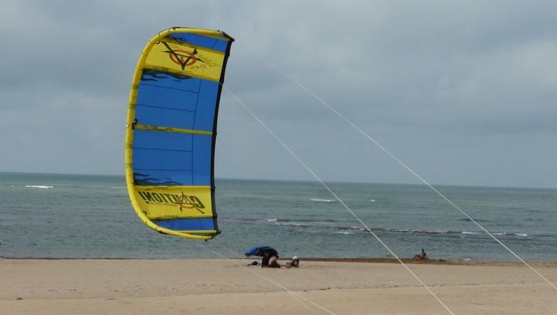 Wind report Dar Koch - Maroc (MA) 2013-06-04 15:00:00