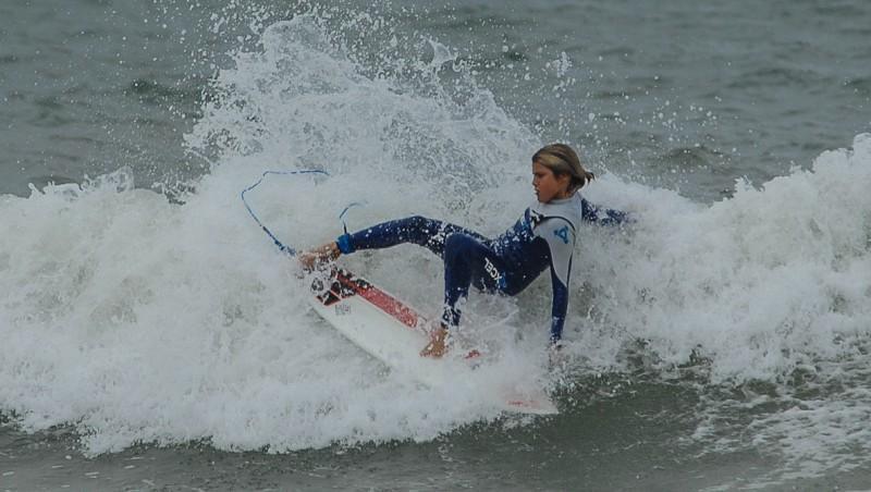 Surf report Vieux Boucau - France (40) 2013-06-02 12:00:00