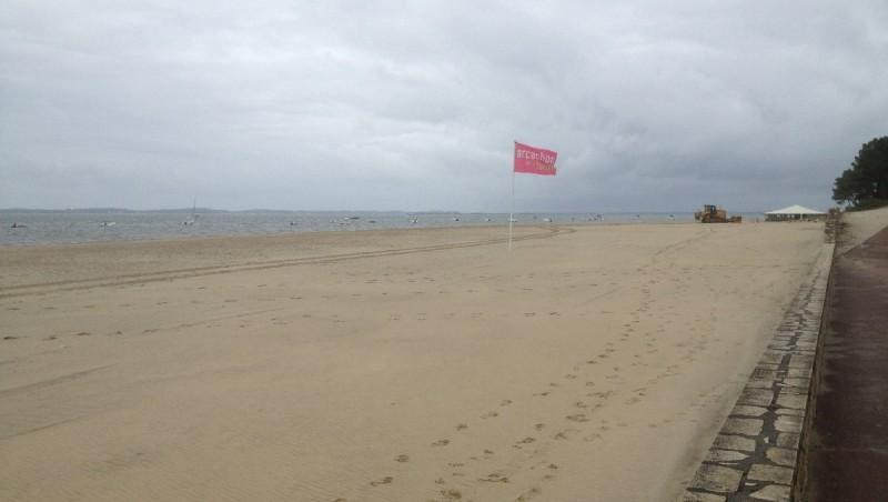 Wind report Arcachon - Les Arbousiers - France (33) 2013-06-21 18:00:00
