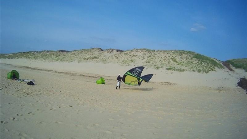 Wind report Le Porge - France (33) 2013-06-26 19:00:00