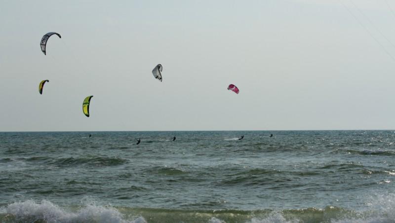 Wind report Le Porge - France (33) 2013-06-27 19:00:00