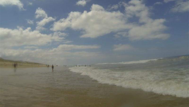 Surf report Le Porge - France (33) 2013-06-30 14:00:00