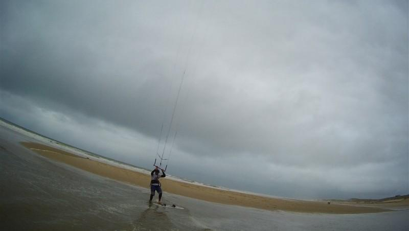 Wind report Lacanau Océan - La Nord - France (33) 2013-06-29 16:00:00