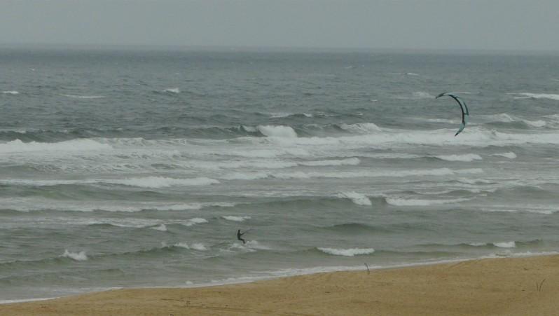 Wind report Cap de l'Homy - France (40) 2013-07-03 16:00:00