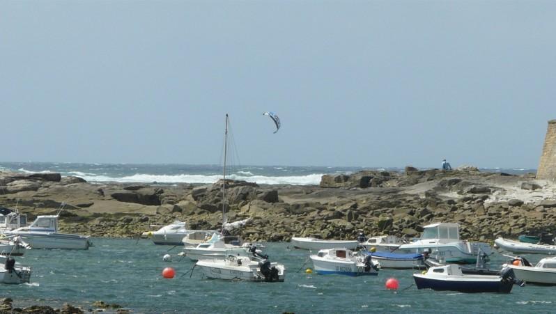 Wind report Fort Bloqué - France (56) 2013-07-28 15:00:00