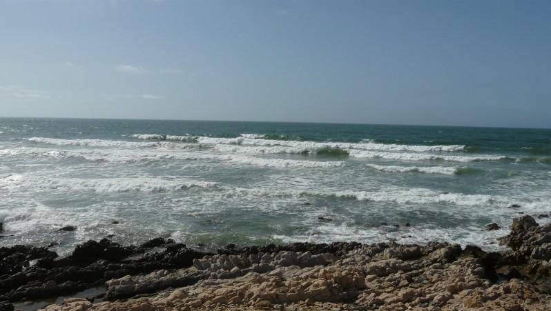 Surf report Jack Beach - Maroc (MA) 2013-08-08 17:00:00