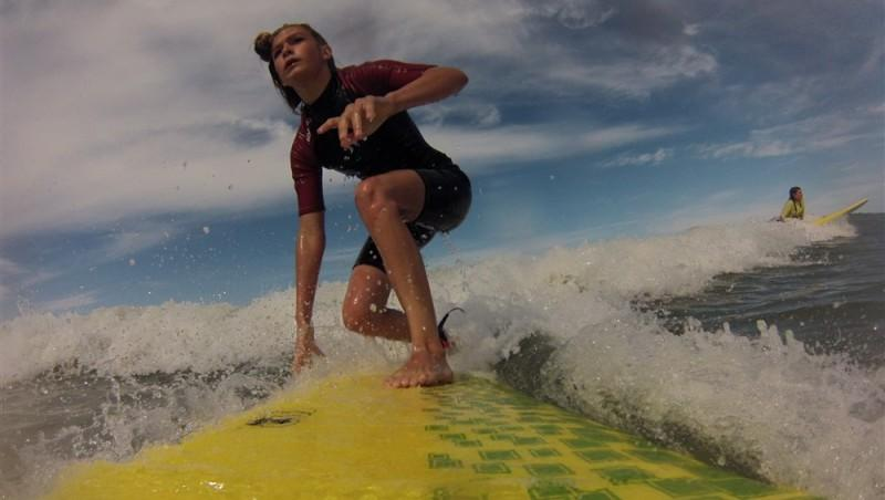 Surf report Hourtin Océan - La Centrale - France (33) 2013-08-22 11:00:00