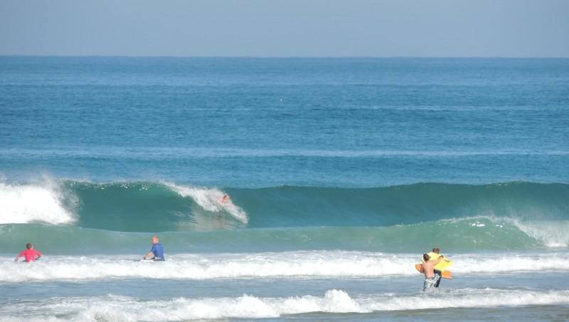 Surf report Seignosse - Le Penon - France (40) 2013-08-21 10:00:00