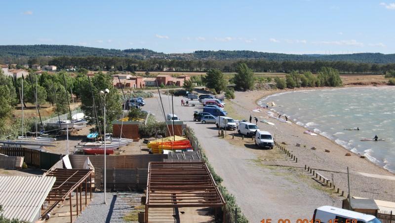 Wind report Lac de Jouarres - France (11) 2013-09-15 13:00:00