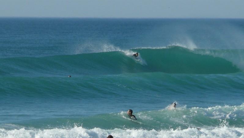 Surf report Cap-Ferret - Plage de L'Horizon - France (33) 2013-09-22 17:00:00