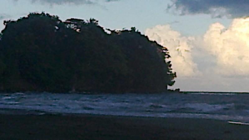 Surf report Bananier - Guadeloupe (GP) 2013-09-25 15:00:00