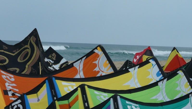 Wind report Carcans Océan - France (33) 2013-09-28 10:00:00
